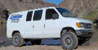 Action Van Suspension - Bold On Lift Kit for Ford E-Series Vans